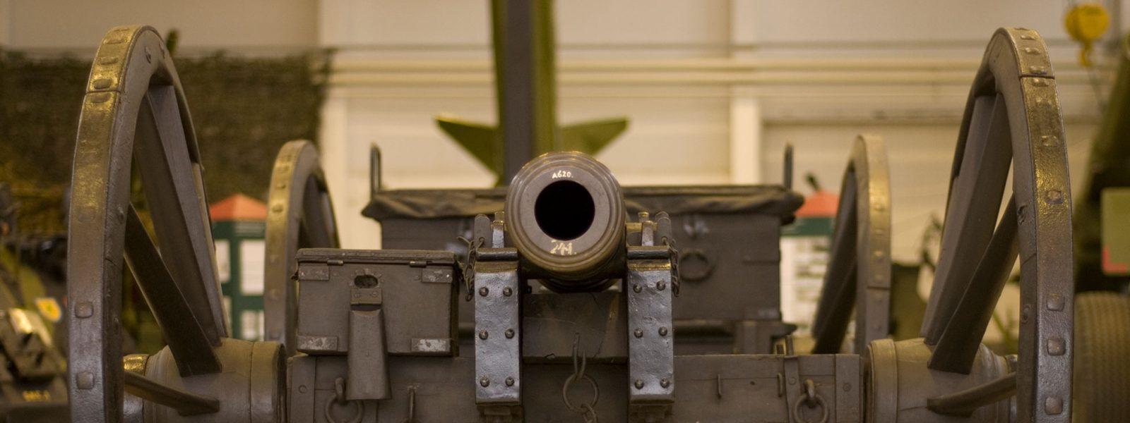 Artilleriets historie