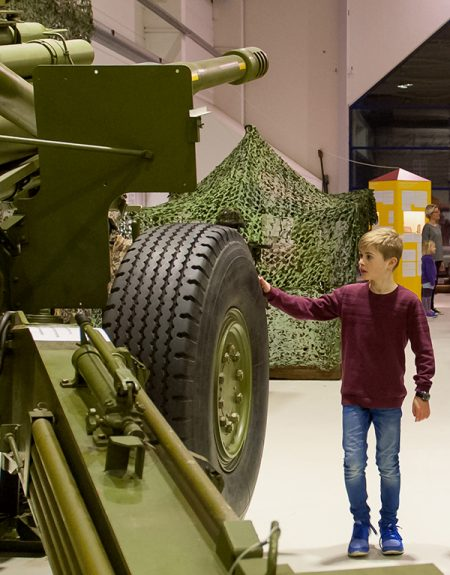Den Kolde Krig på Varde Artillerimuseum