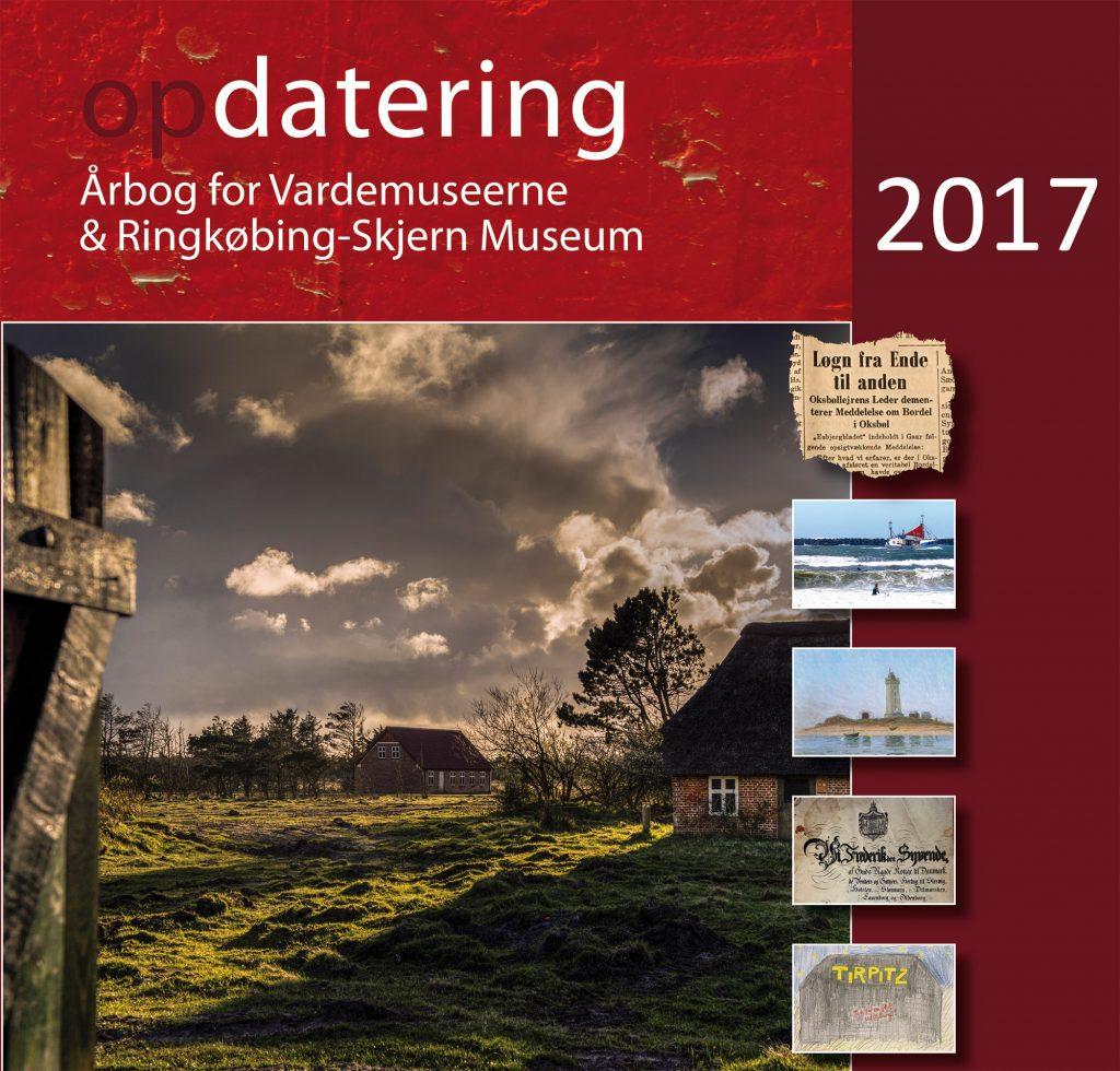 Få årbogen til generalforsamling i Varde Museumsforening