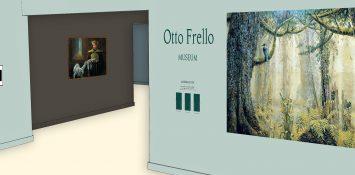 Renovering af Frello-udstillingen