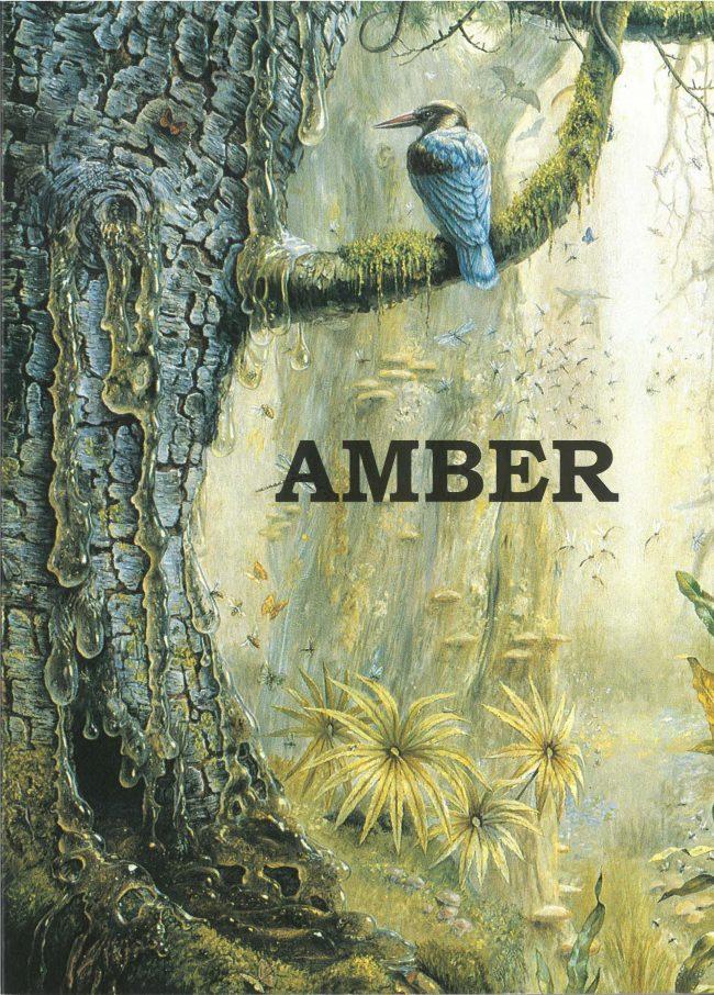 Amber bog