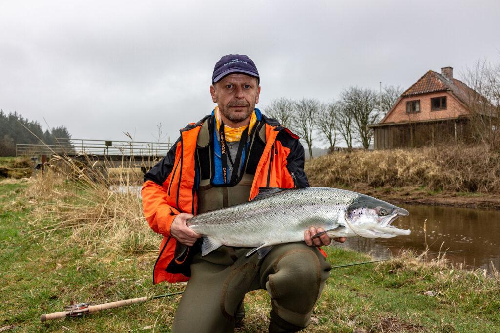 optimer dit fiskeri ved at få din egen personlige og lokalkendte fiskeguide med på din tur