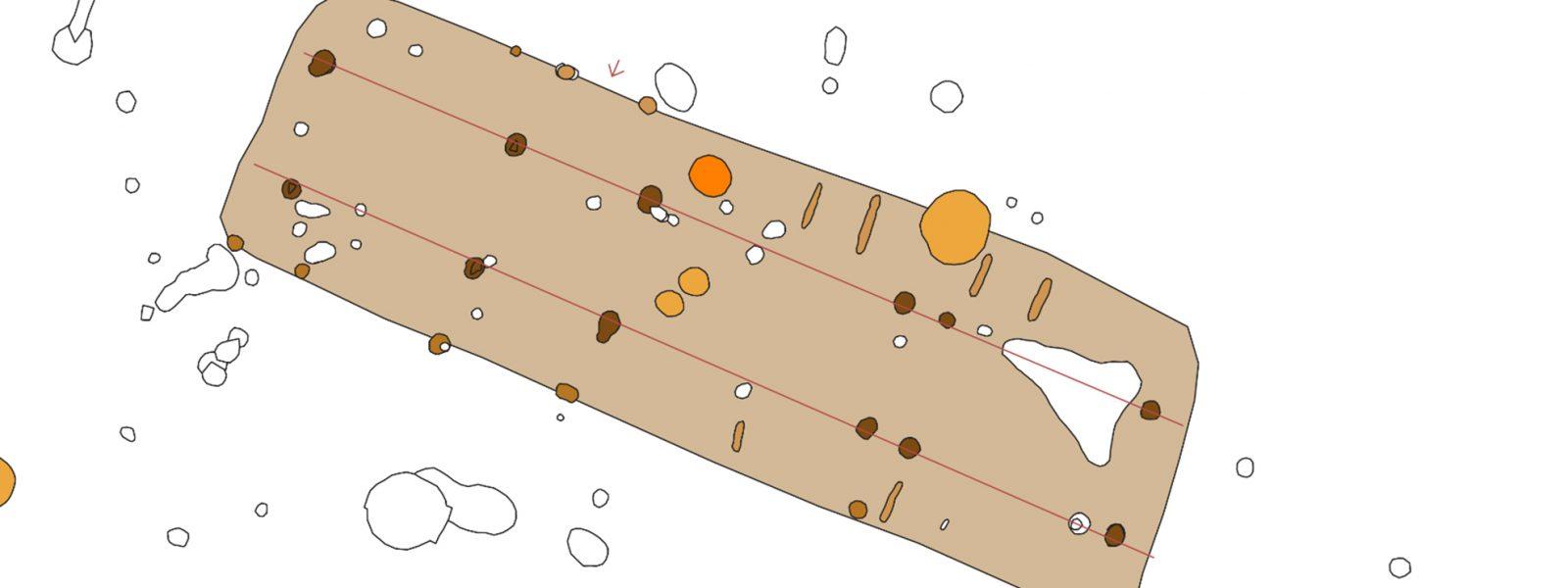 Udgravning i Årre