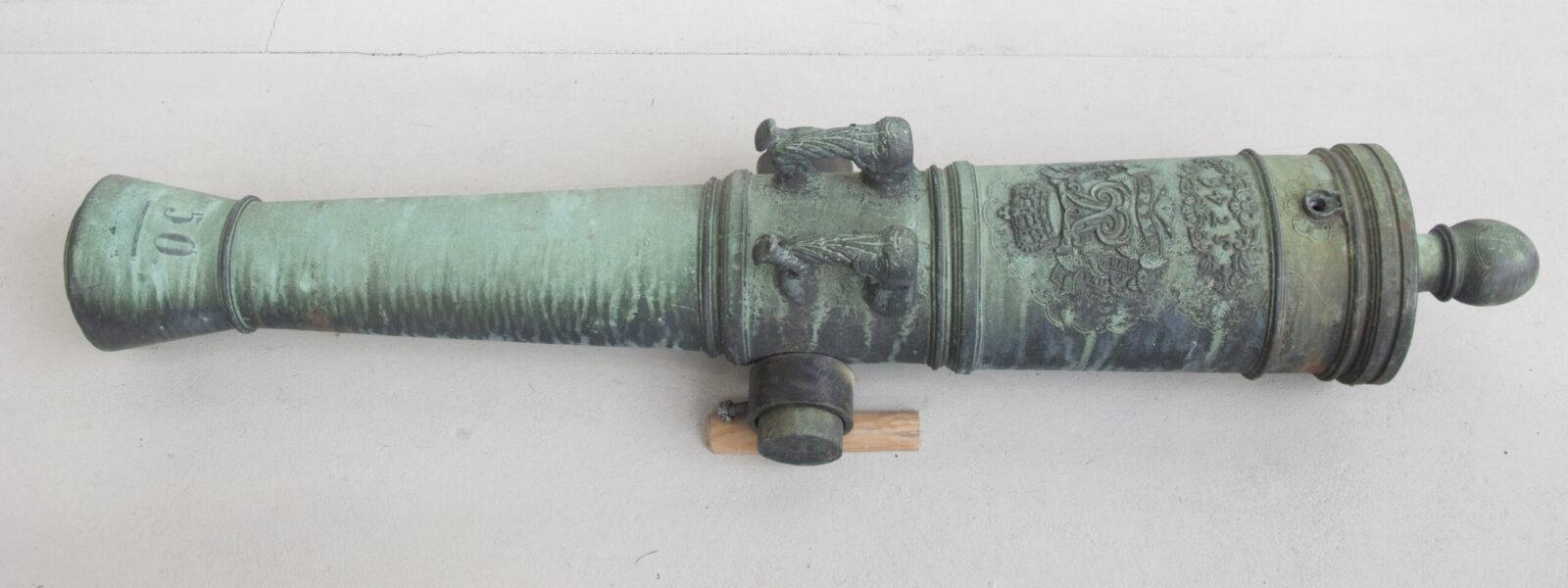 Artilleri - de store kanoner